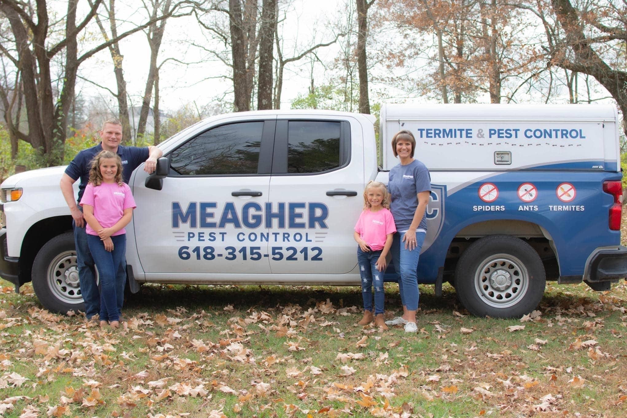 Family + Truck